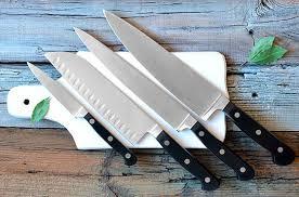 Тонкости выбора кухонных ножей под разные блюда