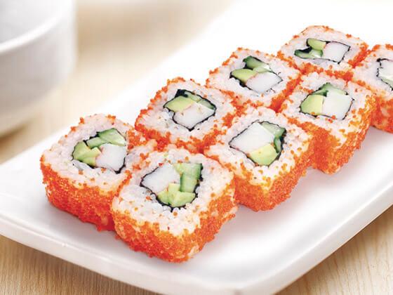 Где заказать суши в Челябинске с доставкой?