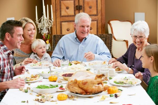 О семейном празднике. На заметку советы специалиста