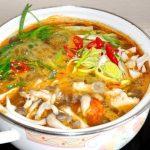 Корейский суп