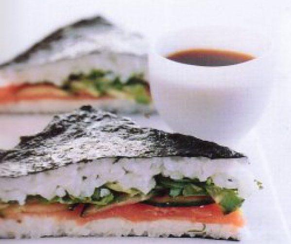 Бутерброд-суши