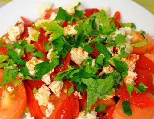 ЮжноЮгославский салат