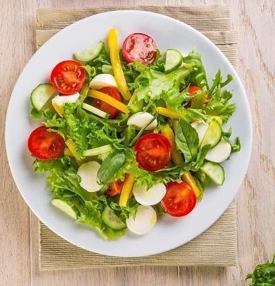 Салат «Овощной калейдоскоп»