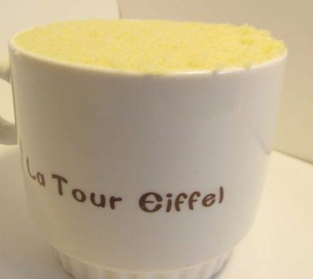 Пирожное «Минутка» в чашке (в микроволновке)