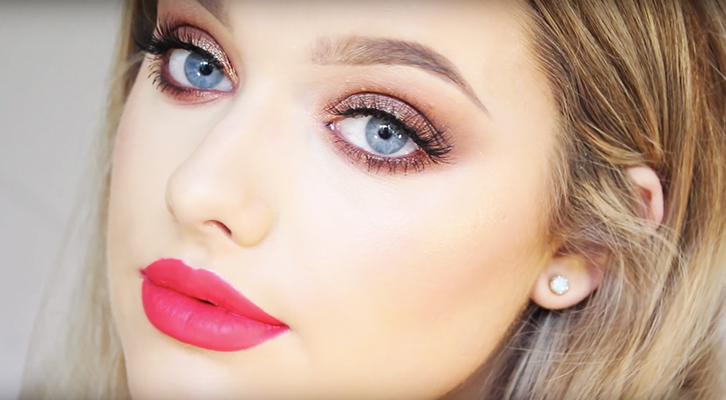 Красивый макияж: как подобрать тени