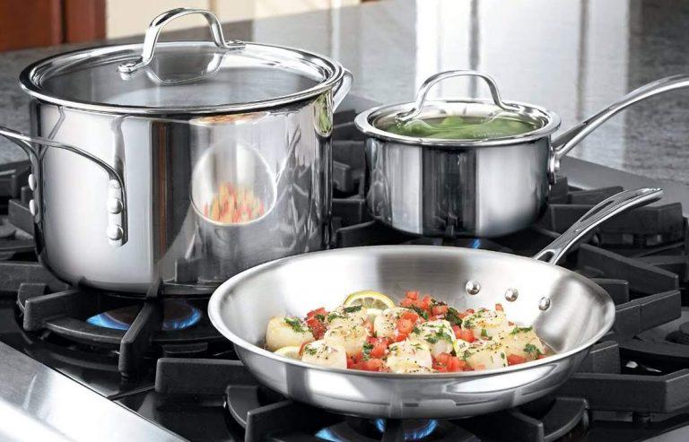Выбор кухонной посуды