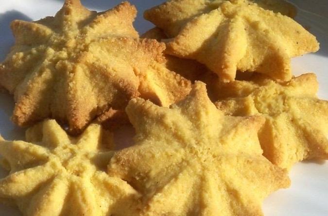 Песочное печенье и тесто для него. Секреты приготовления
