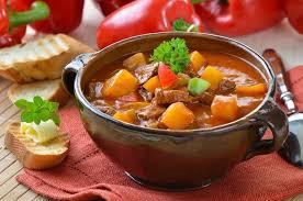 Чешский суп Панадель