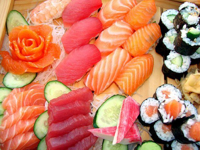 Суши и роллы в кулинарии