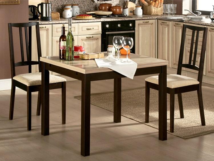 Каким должен быть обеденный раскладной стол для кухни?
