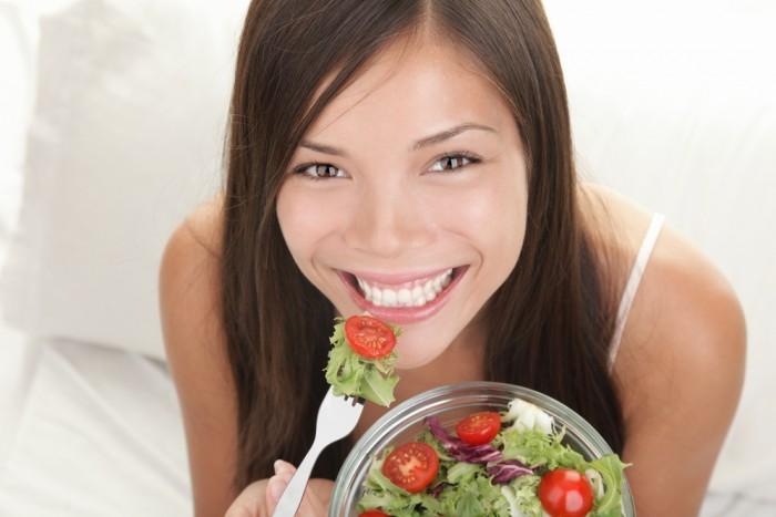 Питание для красоты и здоровья женщины