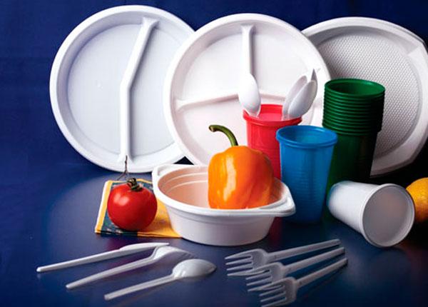 Приобрести одноразовую посуду