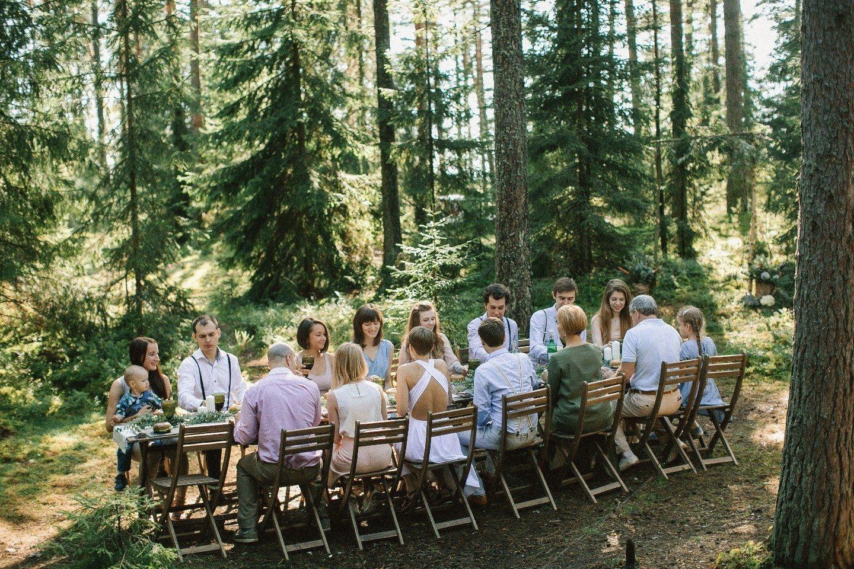 Как организовать маленькую свадьбу