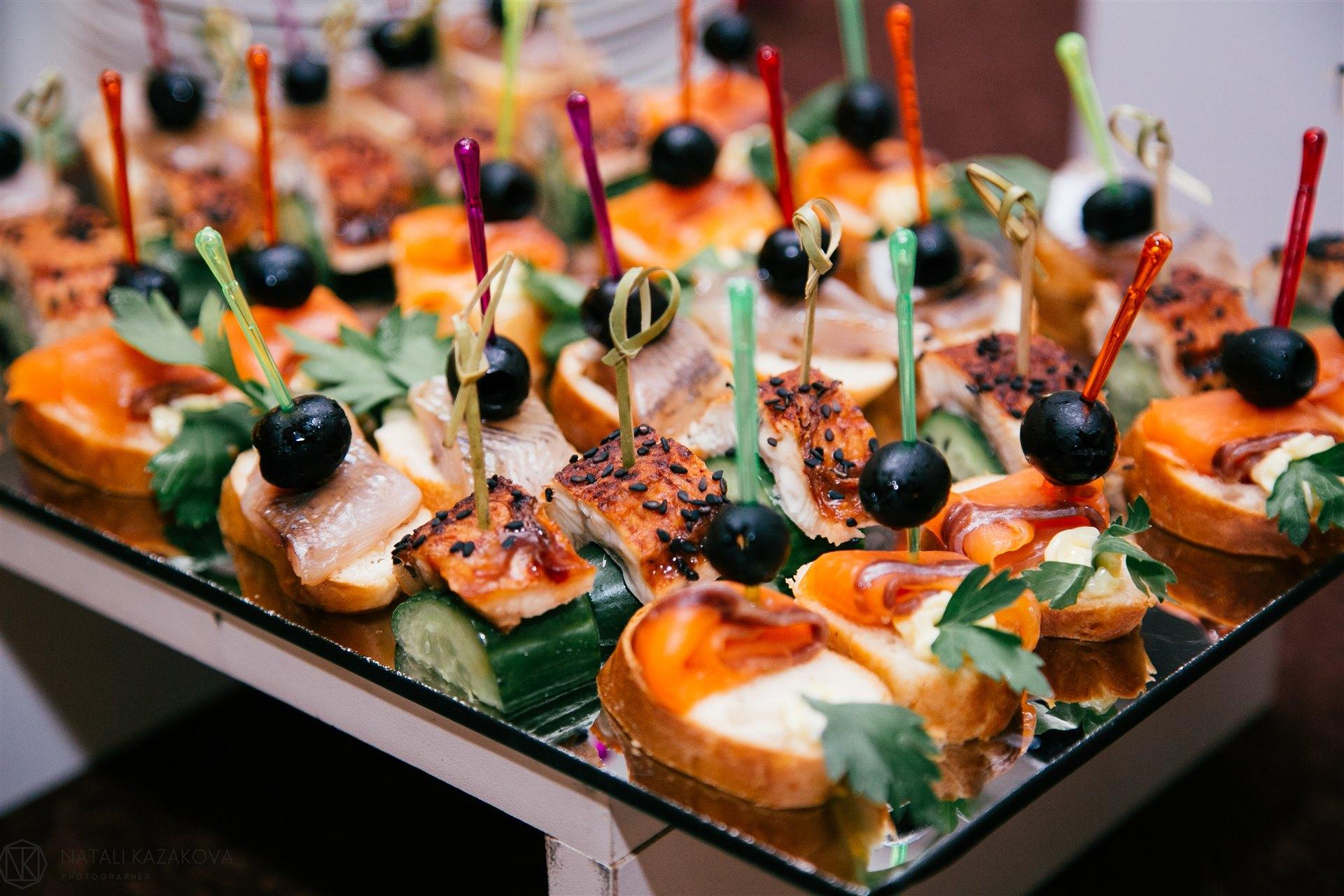 «Константа Кейтеринг»: выездной ресторан в городе на Неве