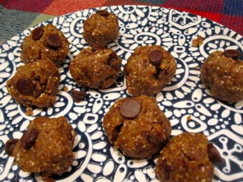 Быстрое печенье без выпечки