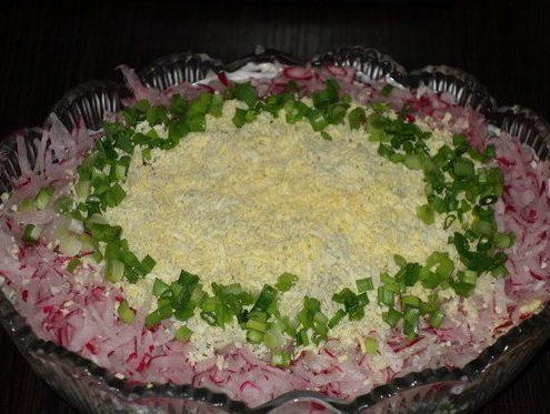 Салат «Польский»