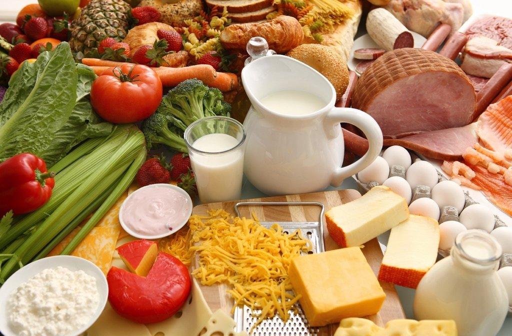 Натуральные продукты от фермерского хозяйства