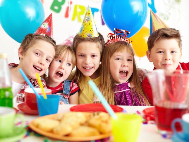 Где можно интересно провести детский праздник