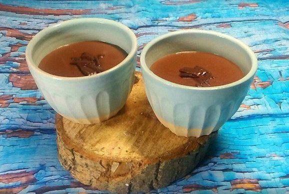Мексиканский шоколадный напиток Чампуррадо