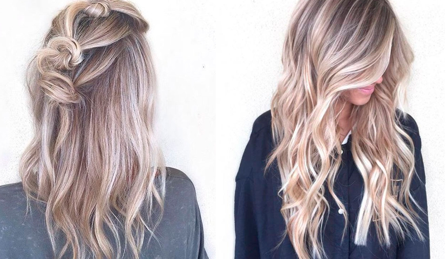 Как выполняется окрашивание волос