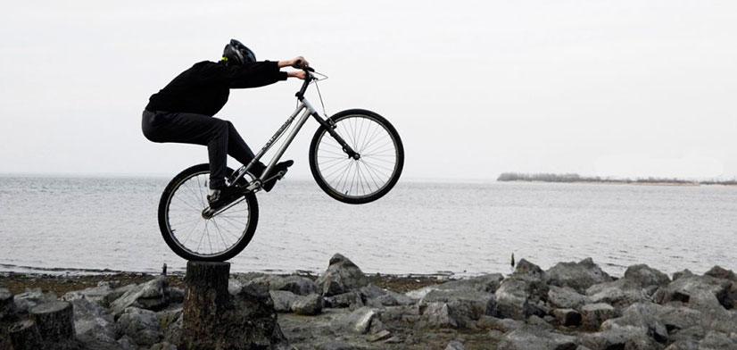Что же такое велотриал?
