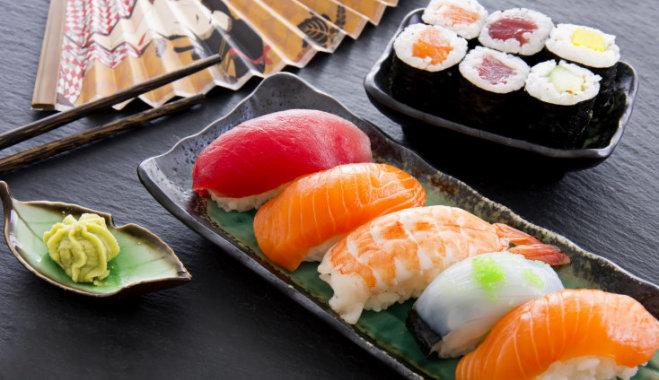 Особенности восточной еды: кое-что о суши