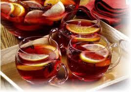 Пунш «Красное вино»