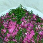 Салат селедка со свеклой