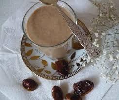 Хушаф (молочный напиток из фиников)