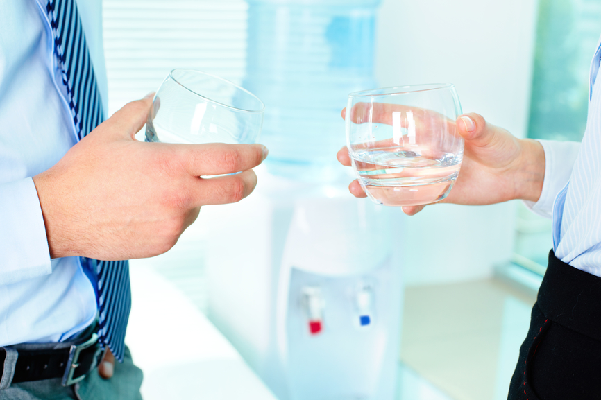 Питьевая вода и кофе для офиса