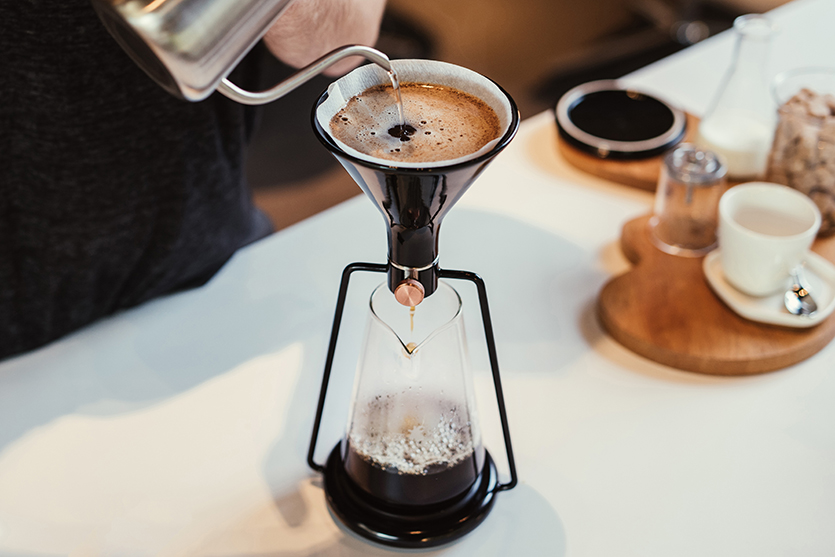 Особенности покупки кофеварки для дома