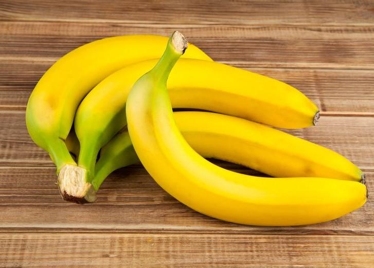 Бананы и картофель в рационе