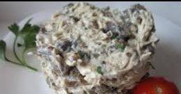 «Худей-ка!» салат