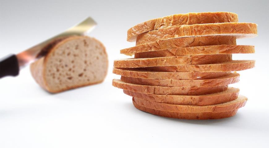 Почему хлеб так быстро становится чёрствым?