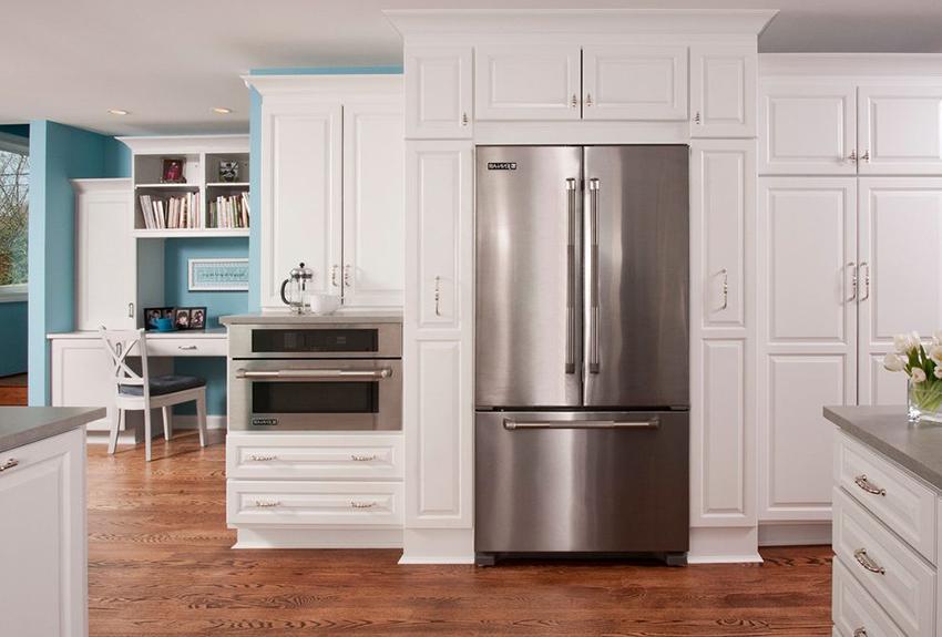 Как выбрать кухонную мебель для встраиваемой техники