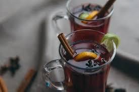 Глинтвейн безалкогольный
