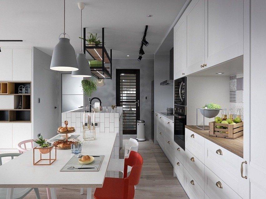Идеи для кухни, которые делают жизнь комфортнее
