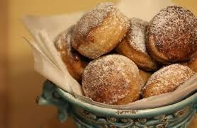 Медовое печенье с корицей