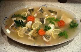 Рыбное заливное