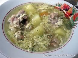 Суп Паутинка