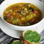 Овощной суп по-египетски