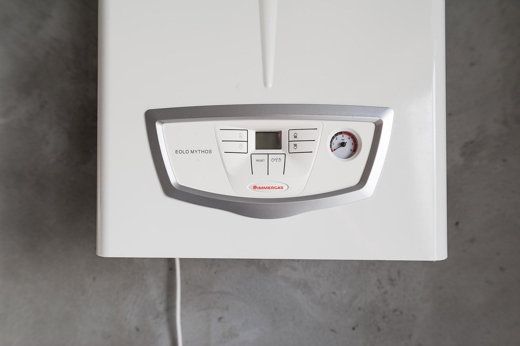 Газовые котлы IMMERGAS: что приобретать для дома?
