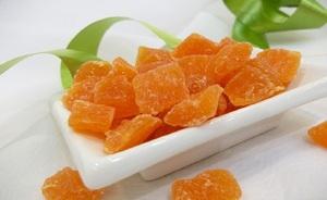 Цукаты из тыквы и другие рецепты