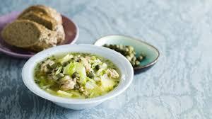 Картофельный суп по-латышски