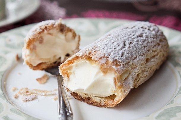 Рецепт заварного масляного крема с коньяком