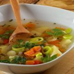 Ценность супа в сбалансированном рационе