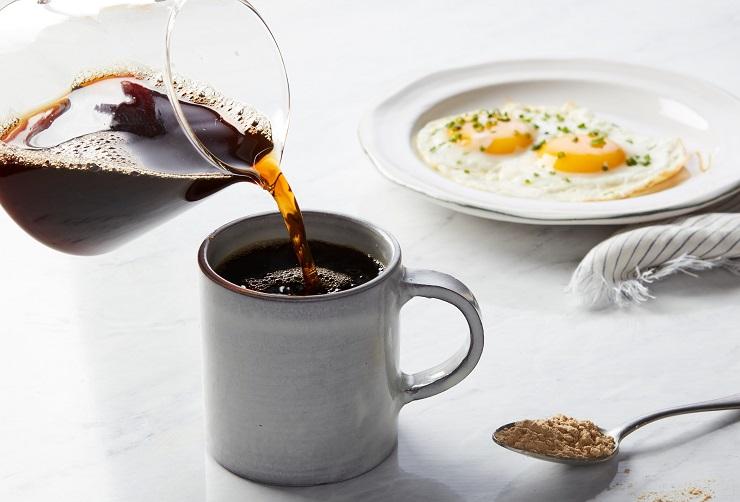 Кофе с жирами подавляет аппетит