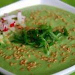 Зелёный летний суп