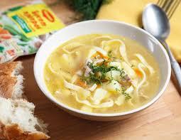 Аришта апур — куриный суп с лапшой