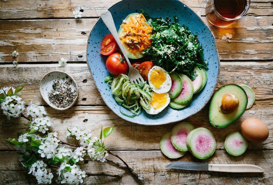 Правильное питание: с чего начать?
